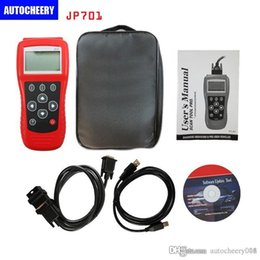 Wholesale Major Vehicle - New JP701 OBD2 Code Reader Read multi-functional scan tool for major Japanese vehicles