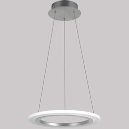 Wholesale Modern Hall Table - LED Pendant Lights Modern Kitchen Acrylic Suspension Hanging Ceiling Lamp Design Table Lighting for Dining Room Home VALLKIN