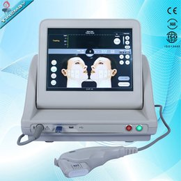 Wholesale Machine For Face Body - high intensity focused ultrasound hifu machine for face and body with 5 cartridges