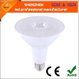 El foco de luz más alto online-par20 par30 par38 lamparas mesa lamparas techo alta calidad led luz par alto lumen led spotlight 25 grados 40 grados led luz spot