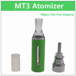 Wholesale Ego Evod Bcc - MT3 Clearomizer eVod BCC MT3 Atomizer 2.4ml Electronic Cigarette Cartomizer tank for EGO Series E-Cigarette
