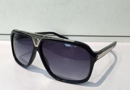 Wholesale Red Glass Square Plates - Vintage Retro Millionaire Sunglasses Brand Designer Full Frame Sun Glasses For Men Women Shiny Gold Summer Style Laser Logo Gold Plated
