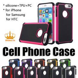 Wholesale Duty Case - Hybrid Rugged Impact Heavy Duty Impact Slim Armor Hard Case Cover Skin for iPhone 6 6 plus 7 7 plus Samsung HTC LG