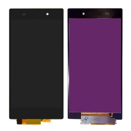 Wholesale Xperia Screen Replacement - Digiziter LCD For Sony Xperia Z1 L39 L39H C6902 C6903 C6906 LCD Display Panels Touch Sreen Assembly Repair Parts Replacement