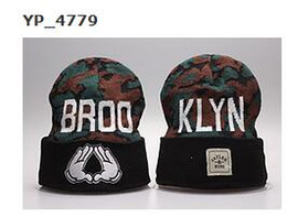Wholesale Kush Beanie - 2017 New Cayler & Sons BROOKLYN Hand Beanies Caps Classic Paris beanie Street Hip Hop Winter Cotton Kush Legalize Knitted Hats For Sale