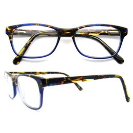 Wholesale Brand New Rims - fashion new glasses frame top qulaity glasses women oval vintage brand fashion eyeglasses frame designer eye glass b14090
