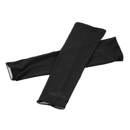Wholesale Uv Protection Arm Sleeves - Wholesale-Popular 1pair Cooling Arm Sleeves Cover UV Sun Protection Cycling Golf Fishing Climbing Hot Worldwide