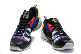 Wholesale Bright Fabrics - 2016 Kevin KD 8 Viii Nib Men'S Basketball Shoes Kd8 Usa Suit Independence Bright Crimson Hunt'S Hill Night men sports shoes us 7-12