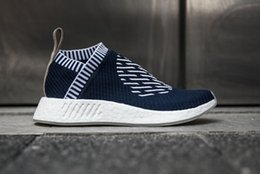 Wholesale Naked Red Women - 2017 Women NMD City Sock 2 Primeknit Running Shoes,Kith Naked Training Sneaker NMD CS2 R2 Runner PK Casual Sneaker Boost