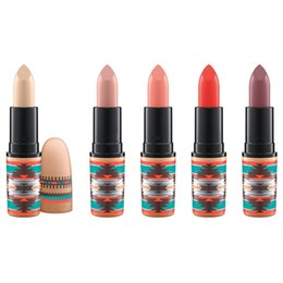 Wholesale Lipstick Vibe - VIBE Tribe 2016 Serial lipstick 5color in stock