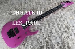 Nouvelle arrivée personnalisé rose guitare électrique Floyd Rose Tremolo Bridge matériel noir ? partir de fabricateur