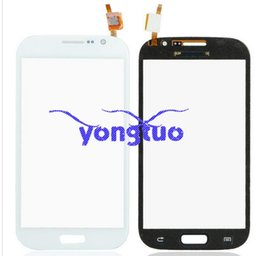 Wholesale Grand Gt - i9082 Touch Screen For Samsung Galaxy I9082 Grand Duos GT-I9082 Touch Screen Digitizer LCD Glass Panel Replacement