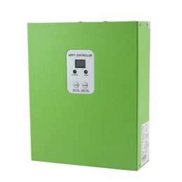 Wholesale Controller Software - Digital 30A 12V 24V 48V Solar Charging Controller Systems with Software Control, LED Display