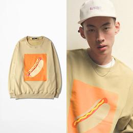Wholesale 3xl Dog Clothing - 2017 New Hot Dog Sweatshirts Hiphop Skateboard Sweatshirt With Fleece Fashion Boy Friend Clothing YHYL0168XX