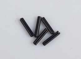 caja de teclas fiat Rebajas 200pcs / lot 1.7 pasador fijo para la llave del tirón la llave del coche Accessoreis pines para llave plegable flip