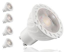Spot led 7w mr16 dimmable en Ligne-Lampe Led Cob 7W Dimmable GU10 MR16 Spot Spot Spot Led Ampoule Downlight Eclairage Blanc Froid Chaud