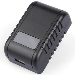2019 adaptateur sans fil de caméra de sécurité Mini 1080 P WIFI HD DVR Mur Chargeur Caméra Adaptateur Plug Nounou Cam Caméra de Sécurité Sans Fil adaptateur sans fil de caméra de sécurité pas cher
