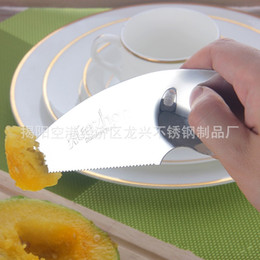 Wholesale Fruit Forks - Multi Function Fruit Knife Stainless Steel Tableware Family Necessity Durable Wide Range Of Use Fruits Fork Hot Sell 3 8rx J