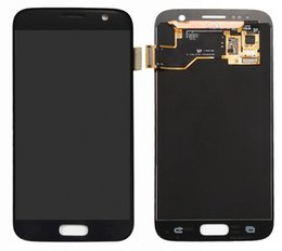 Argentina Para el Samsung Galaxy S7 S7 EDGE LCD SM-G930A SM-G930F G9300 Pantalla Reemplazo del ensamblaje del digitalizador de pantalla táctil supplier samsung galaxy s6 lcd Suministro