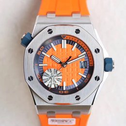 Wholesale Top New Selling Product - [AP-42mm] top luxury Royal Oak automatic mechanical watches, 5 best-selling products, a variety of colors, a variety of styles, free shippin