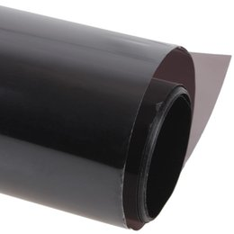 Wholesale Window Insulation Roll - Wholesale- 50* 300cm Black Window Tint Film Glass 25% Roll 1 PLY Auto House Commercial UV+Insulation Car Tint Film for Side Window