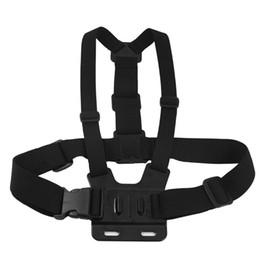 Wholesale Gopro Belt - Adjustable Chest Shoulder body Belt Strap Mount For Gopro HD Hero 4 2 3+ Camera