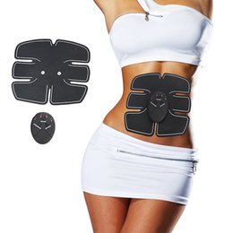 Wholesale Muscle Stimulator Wholesale - Electric Stimulator Massage Weight Loss Slimming Muscle Massage Electronic Slimming Massager for Fitness Losing Weight Health