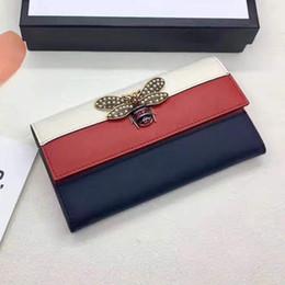 Wholesale Leather Wallet Pattern Women - 2017 Newest Advanced design Fashion Women purse Zipper Around wallet Flower pattern female Wallets Handbags Retro Brand wallet