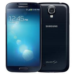Wholesale S4 Original Smartphone - Refurbished Samsung Galaxy S4 I9500 9505 Unlocked Cellphone Android Phone Original Samsung Refurbished phones 2GB RAM 16GB ROM Smartphone