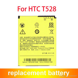 Wholesale Desire Sv - 2016 New High Quality BM60100 Mobile Phone Battery For HTC ONE SV HTC Desire 500 1800mAh