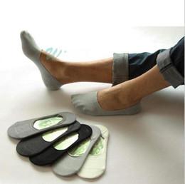 Erkekler Pamuk Tekne Çorap Altında Ayak Bileği Düz Renk Bambu Elyaf Yaz Rahat Rahat Deri Ayakkabı Çorap OOA2490 nereden