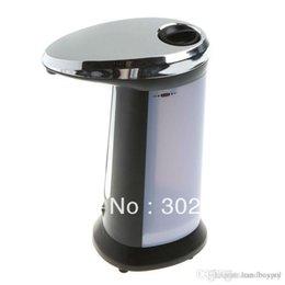 Wholesale Wholesale Hand Sanitizer Dispenser - Free shipping 60PCS LOT Auto Soap Dispenser,Sanitizer Automatic,Auto Soap Dispenser Touch Free Hand Sanitizer Automatic 0420qqzq