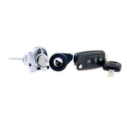 Wholesale Volkswagen Parts - Remote Controlled FAW-Volkswagen Original Lock with Remote keys for VW Bora Auto Parts