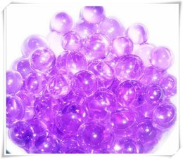 Wholesale Water Pearls Jelly Balls - HOT 500grams Water Plant Flower Jelly Crystal Soil Mud Water Pearls Gel Beads Balls Bead Decoration VaseCrystal
