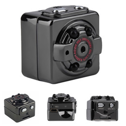 Wholesale Ip Sports - SQ8 Mini Wifi DVR Wireless IP Camcorder Video Recorder Camera Infrared Night Vision Camera Motion sport mini camera micro