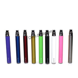 ego t variable Coupons - EGO C Twist Battery Vision Spinner Battery Variable Voltage 3.3~4.8V 650mah 900mah 1100mah EGO T Twist Electronic Cigarette 510 Thread