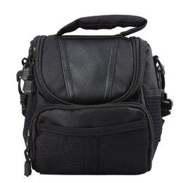 Wholesale Coolpix Camera Bag - Sport Bags Outdoor Bags Waterproof Camera Shoulder Bag Case For Nikon COOLPIX L120 L110 P500 P100 P80 P90