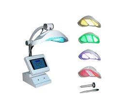 Wholesale Led Photo Rejuvenation Therapy - PDT LED Therapy Photo Therapy LED Light Facial LED photon PDT Photodynamic PDT Dynamic Therapy Seven Colors Skin Rejuvenation Equipment