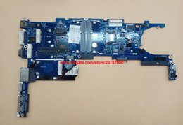 Wholesale Motherboard Hp Elitebook - Original & High Quality for HP EliteBook Folio 9470M 702847-501 I3-3217U Laptop Motherboard Mainboard Tested