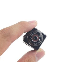 Wholesale Mini Spy Wireless - SQ8 Mini DV Spy Camera Full HD 1080P Video Recording Wide Angle H.264 12.0MP CMOS Wireless Motion Detecting Hidden Video Camera Sports DVR