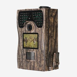 Wholesale Remote Trail Camera - Hunting Trail Camera Remote Control 1080P Camera Support 5 Languages For Hunting Shooting Free Shipping CL37-0034