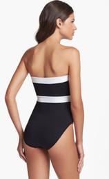 2019 traje de baño pinup 2016 Vintage Girl Sexy Push Up Pinup Bikini Monokini traje de baño traje de baño sujetador de cintura alta traje de baño para mujer traje de baño pinup baratos