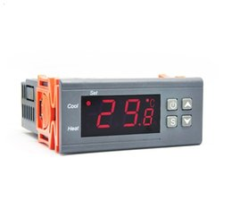 Wholesale Digital Thermostats - RINGDER STC-1000 230V 16A Cool Heat Auto Switch Universal Digital Temperature Controller Regulator Thermostat