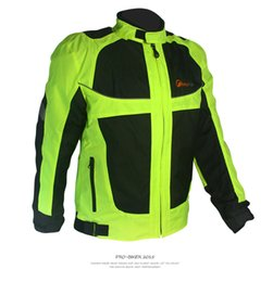 Wholesale R Modelling - Wholesale- New model riding tribe sport reflective jackets motorcycle jacket Racing clothes off-road jacket  safety jacket r-1