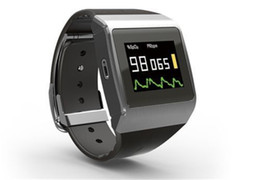 Wholesale Ecg Digital - Digital Wearable Sport Pulse Oximeter Blood Oxygen Oximetro SpO2 ECG Monitor Wireless Bluetooth Smart Calorie Monitor