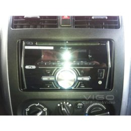 Wholesale Dinning Plates - 11-357 Car Radio Facia for SUZUKI Jimny 2006-2012 Stereo Dash Fit Kit Install Fascia Face Plate Surround Panel DVD Frame 2 DIN