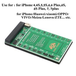Wholesale Charging Smartphone Batteries - Phone Battery Fast Charging and Activation Board for iPhone 7 7Plus 6 6s 5 5s for Smartphone Repair Tool