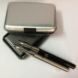 Esmart caneta vape on-line-Tensão variável bateria esmart óleo grosso pré-aqueça vape caneta kit carregador usb V3 liberdade V6 V6 V7 cerâmica Coil Atomizador vape carrinhos