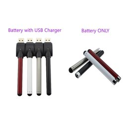Wholesale E Cig Newest - Newest O-pen vape bud touch battery CE3 280mAh e cig 510 thread e cigarettes vaporizer for wax oil cartridge vaporizer hot sale