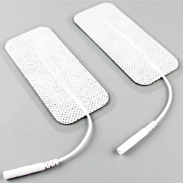 Wholesale E Pads - TENS Pads E-Stim Electrodes Placement Conductive Unit